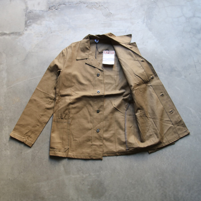 dead stock,CZECH MILITARY,work jacket,チェコ軍,ワークジャケット
