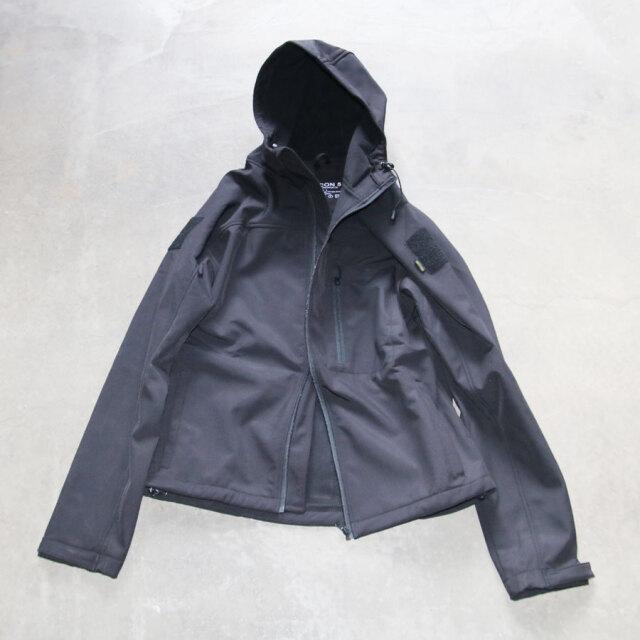 DEFCON 5,デフコン チンクエ,ミリタリー,ミルスペック,softshell w/fixed hood