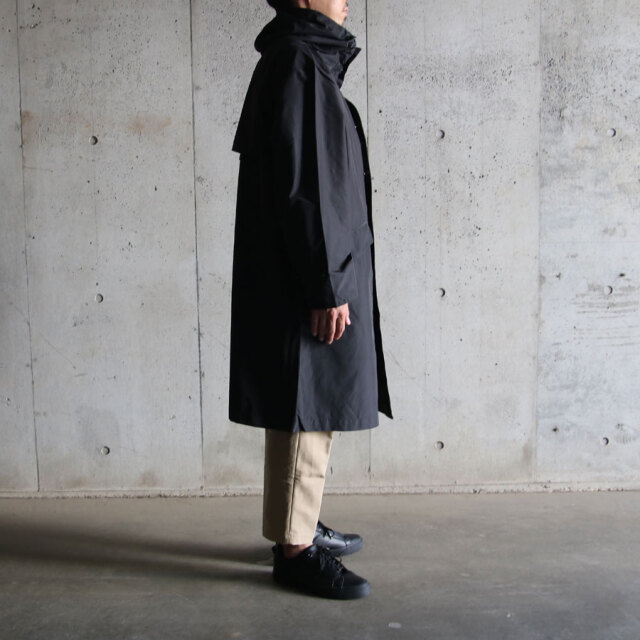 descente,デサント,hooded over coat,dlmsjc36