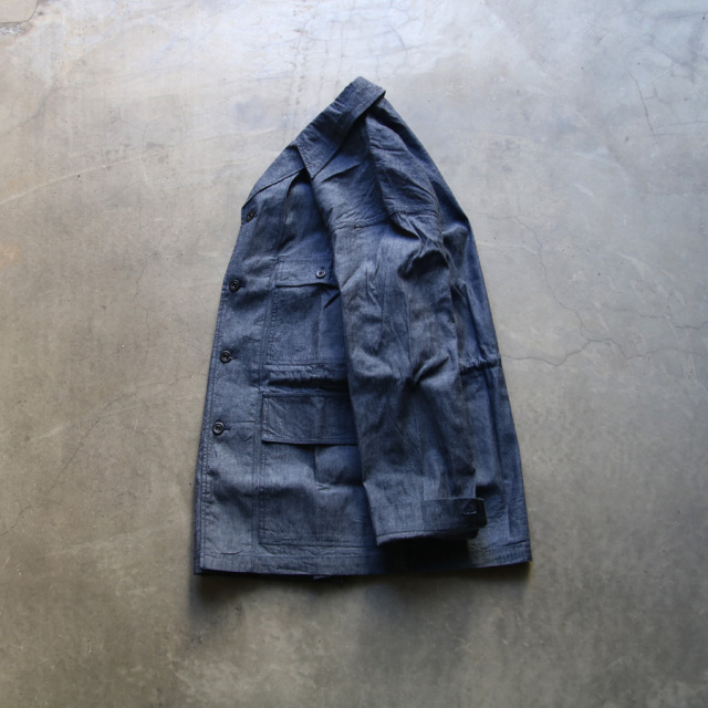 eel,eel products,イール,イール プロダクツ,E-21102,peace jacket