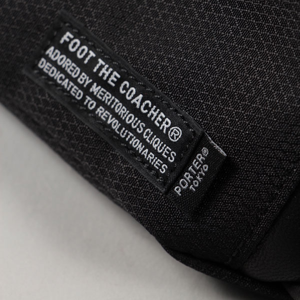 foot the coacher,フットザコーチャー,FTA2012004 , ARARCHI WAIST BAG ,ウエストバッグ,ショルダーバッグ