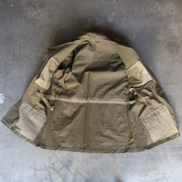 DEAD STOCK,MILITARY,フランス軍,M47ジャケット,ミリタリーウエア コーディネート,40代ファッション,ユニセックス