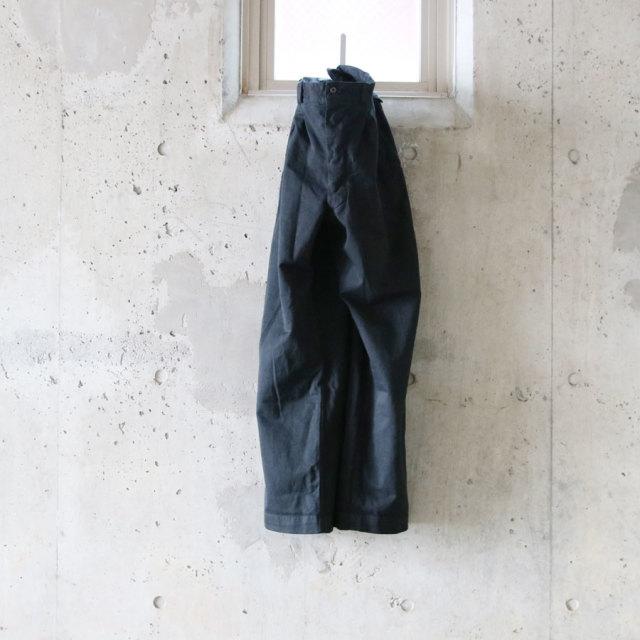 DEAD STOCK,MILITARY,フランス軍,M52トラウザーズ,ミリタリーウエア コーディネート,40代ファッション