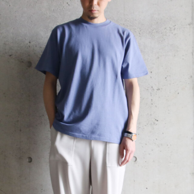 FLISTFIA,フリストフィア,crew neck t-shirts,tシャツ