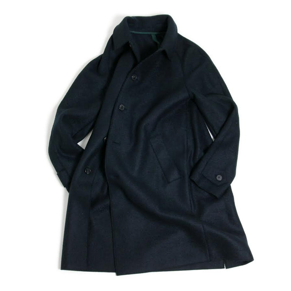 HARRIS WHARF LONDON,RAGLAN COAT