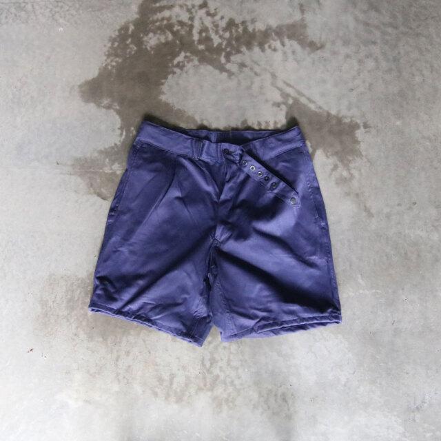 DEAD STOCK,MILITARY,イタリア軍,イタリア空軍,work shorts,ワークショーツ