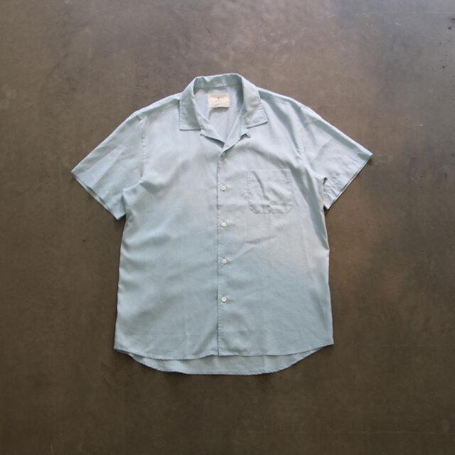 la paz,ラパス,silveria,シャツ,オープンカラーシャツ,半袖シャツ