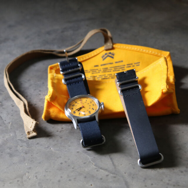 Nigel Cabourn,TIMEX,SURVIVAL WATCH STRAPS