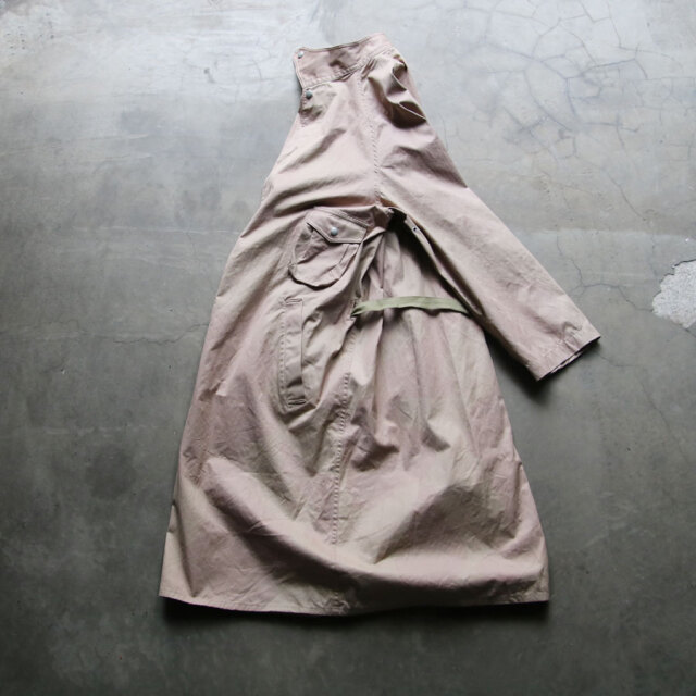 NIGEL CABOURN,ARMY GAS CAPE S.A.S. CAMOUFLAGE,80410000000,ナイジェルケーボン,ガスケープ