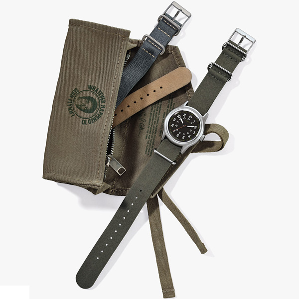 Nigel Cabourn,TIMEX,nam watch