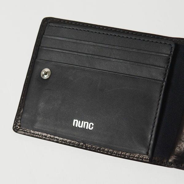nunc,ヌンク,NN201 ,single,レザーウォレット,お財布