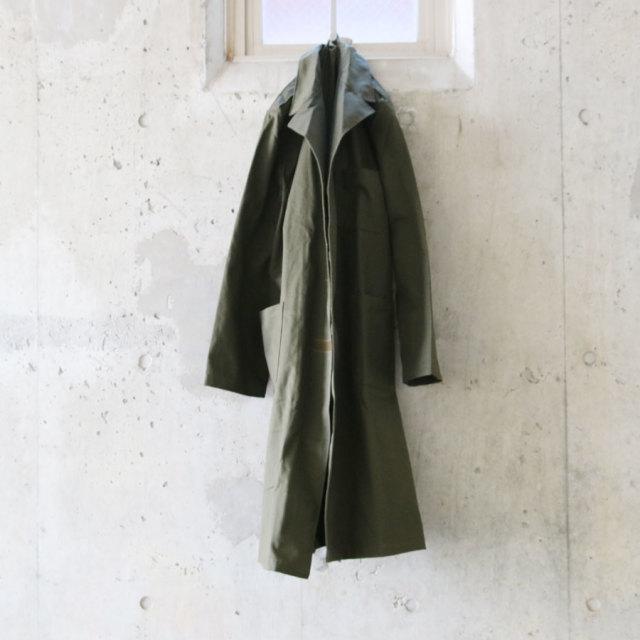 DEAD STOCK,MILITARY,オランダ軍,ミリタリーウエア コーディネート,40代ファッション