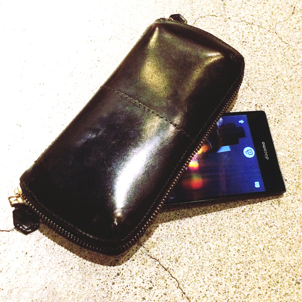 POKIT,ポキット,BLIDLE PURSE,BRIDLE WALLET