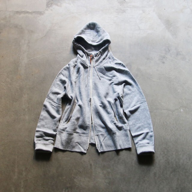 re made in tokyo japan,アールイー,アールイーメイドイントウキョウジャパン,Classic Sweat Zip Parka