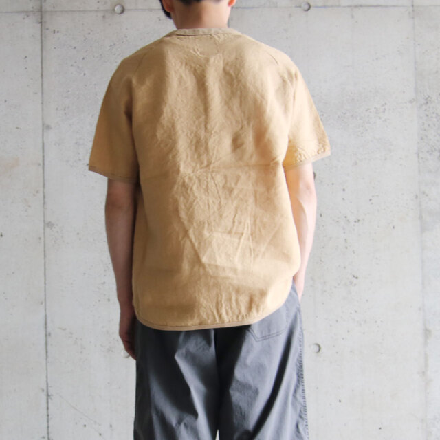 re made in tokyo japan,アールイー,アールイーメイドイントウキョウジャパン,french linen t-shirt