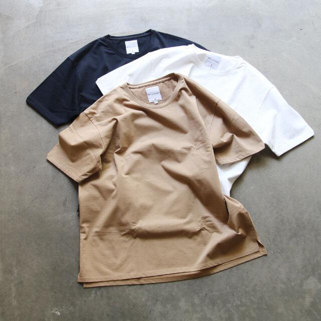 re made in tokyo japan,アールイー,アールイーメイドイントウキョウジャパン,TOKYO MADE DRESS ORGANIC T-SHIRT,5517S-CT