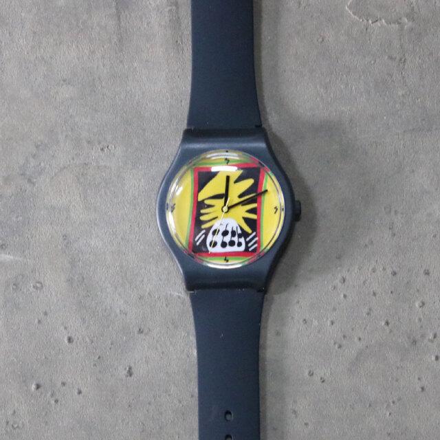 savnac,サブナック,watch,時計,腕時計,COTTON PAN,バッドブレインズ,Bad Brains