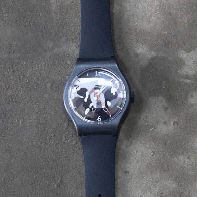 savnac,サブナック,watch,時計,腕時計,COTTON PAN,ビースティーボーイズ,BEASTIE BOYS