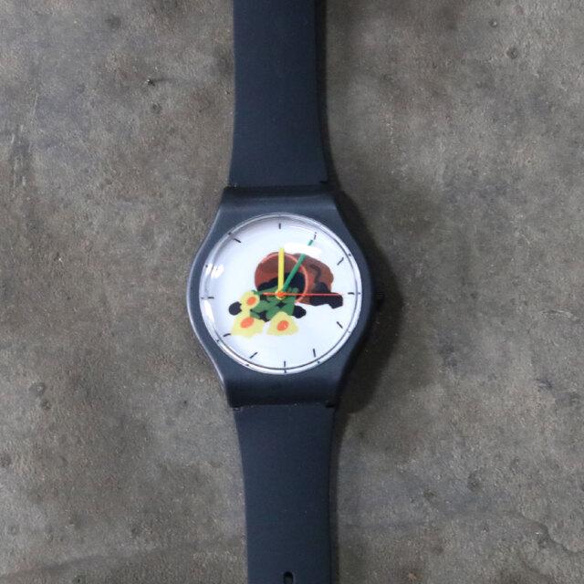 savnac,サブナック,watch,時計,腕時計,COTTON PAN,デラソウル,De La Soul