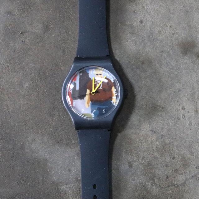 savnac,サブナック,watch,時計,腕時計,COTTON PAN,ファットボーイスリム,Fatboy Slim
