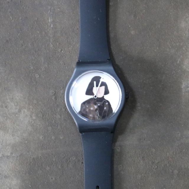 savnac,サブナック,watch,時計,腕時計,COTTON PAN,川久保玲