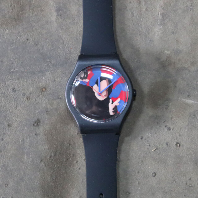 savnac,サブナック,watch,時計,腕時計,COTTON PAN,岡本太郎