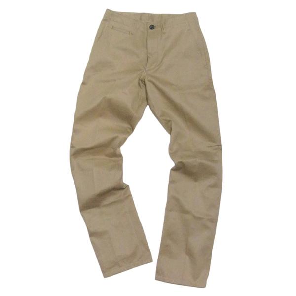 TUKI (ツキ) 0009 【WEST POINT (WEST POINT CLOTH)】 ウエストポイント チノパン (KHAKI)