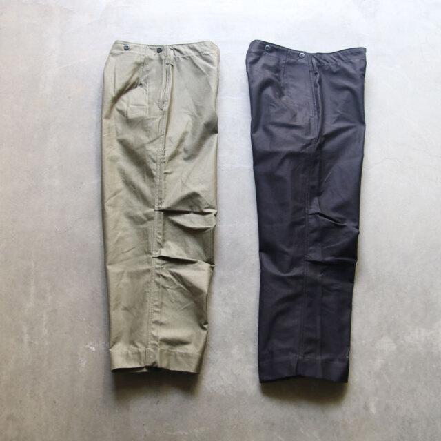 tuki,ツキ,パンツ,millitary bags reverse,0153