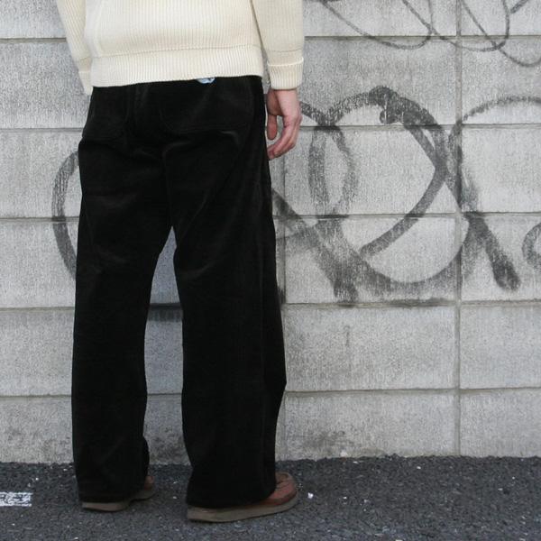tuki,pached work pants