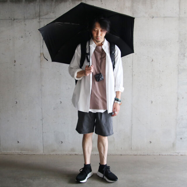 verykal large heat black cordura,傘,折り畳み傘,amvel co.ベリカル