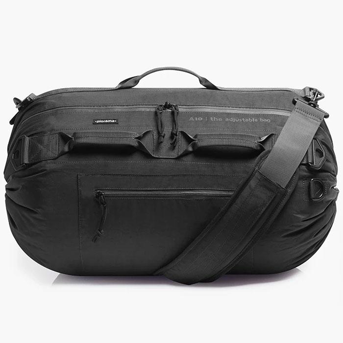 piorama,ピオラマ,パイオラマ,THE ADJUSTABLE BAG,A10,ミリタリーダッフルバッグ,ボストンバッグ