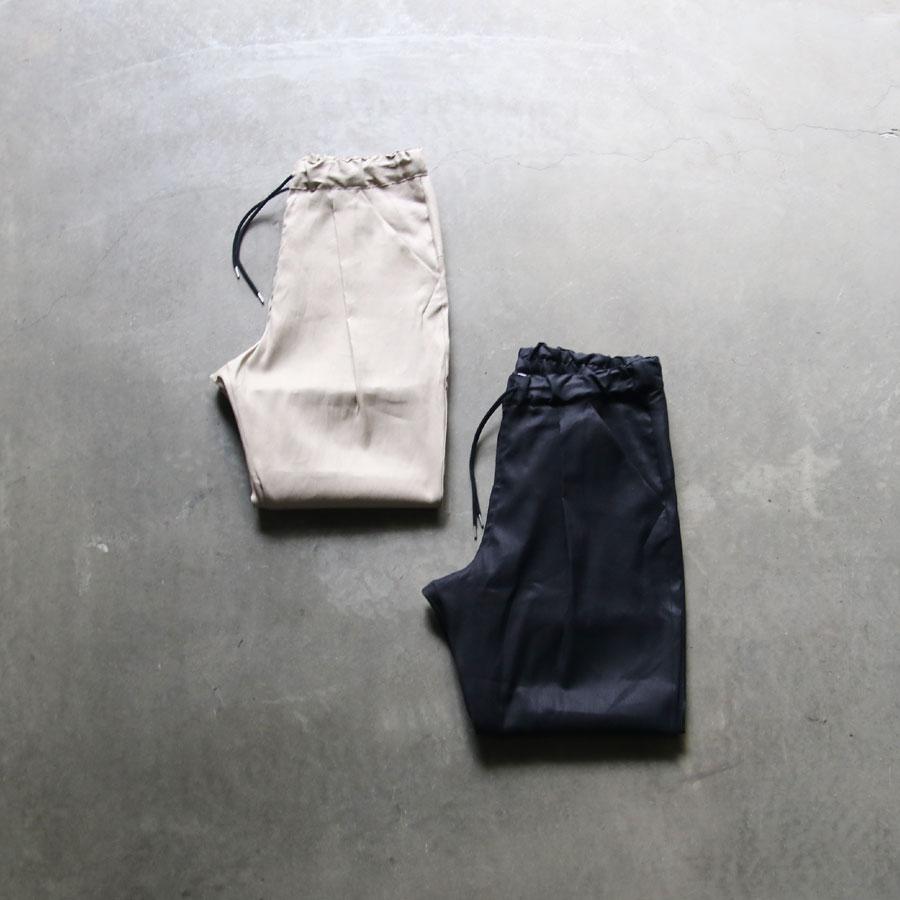 re made in tokyo japan,アールイー,アールイーメイドイントウキョウジャパン,ILISH LINEN TUCK ANKLE PTS