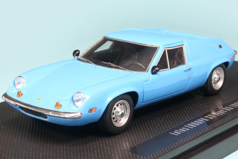 44203 rot 1//43 Ebbro Lotus Europa S2 1968