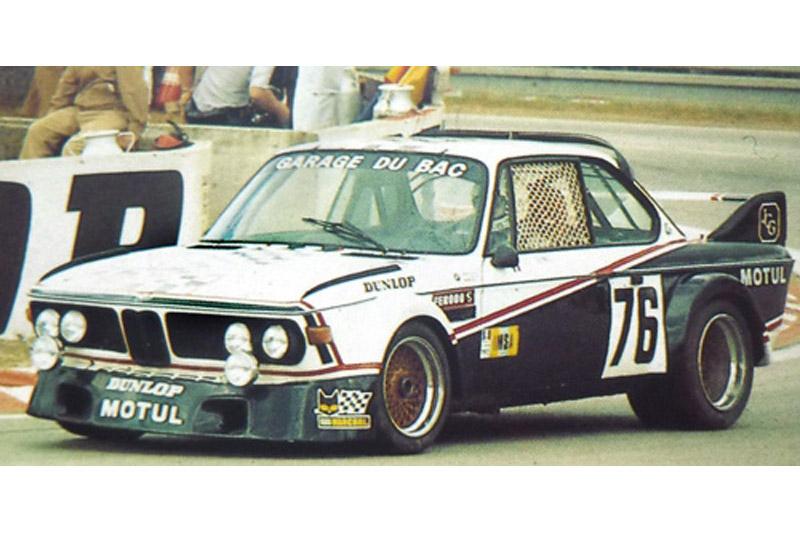 ミニチャンプス 1/18 BMW 3.5 CSL ルマン 24h 1977 No.76 155772576