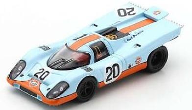 [予約] スパーク 1/64 ポルシェ 917K ルマン 1970 No.20 Y144