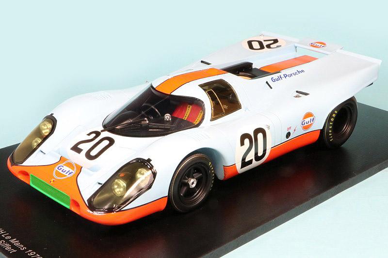 スパーク 1/18 ポルシェ 917K ルマン 24h 1970 No.20 18S417