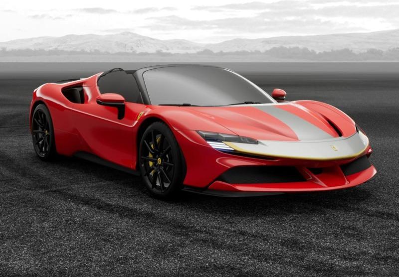 [予約] BBR 1/43 フェラーリ SF90 スパイダー フィオラノ ロッソコルサ322 BBRC256C1