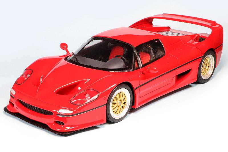 GT-SPIRIT 1/18 ケーニッヒ スペシャルズ F50 レッド GTS267