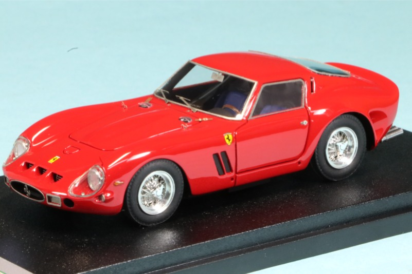BBR 1/43 フェラーリ 250 GTO 1962 レッド BBR56A