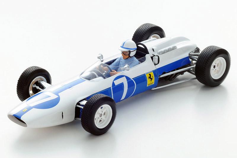 [再入荷] ルックスマート 1/18 フェラーリ 158 1964 ワールドチャンピオン J.サーティース LS18RC01