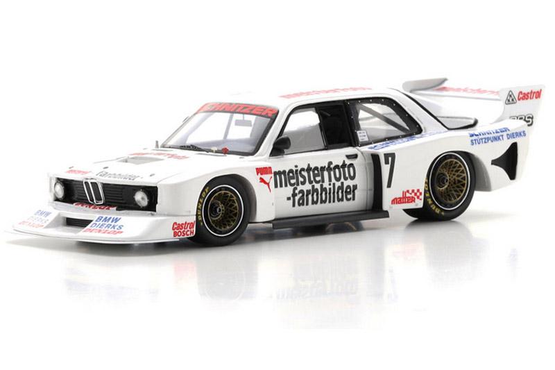 レースランド特注スパーク 1/43 BMW 320 ターボ Gr.5 DRM ホッケンハイム Hessencup 1981 No.7 RS1738