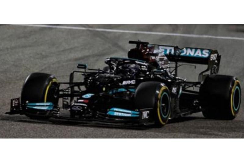 [予約] スパーク 1/18 メルセデス AMG ペトロナス W12 バーレーンGP 2021 Winner L.ハミルトン 18S576