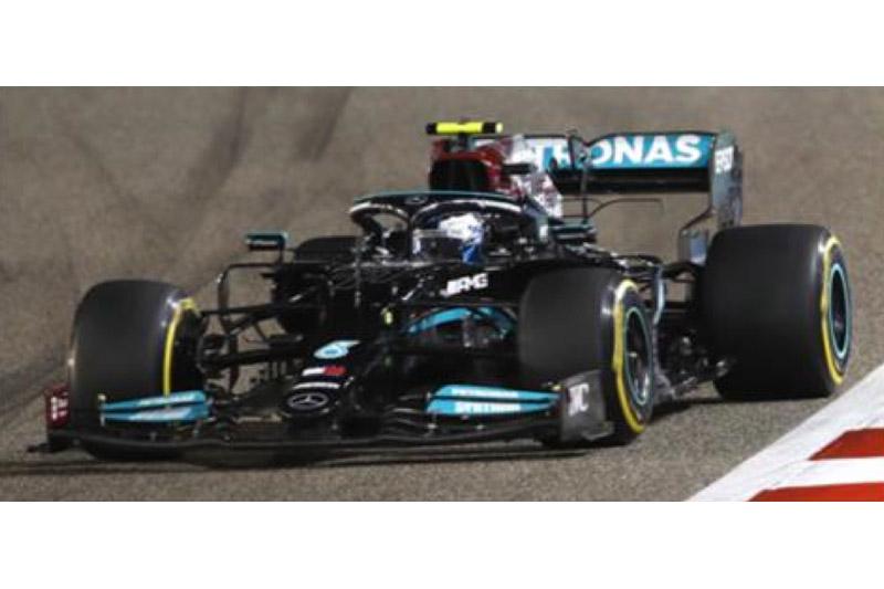 [予約] スパーク 1/18 メルセデス AMG ペトロナス W12 バーレーンGP 2021 3rd V.ボッタス 18S577
