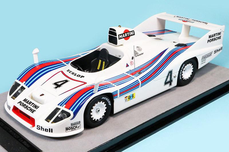 テクノモデル 1/18 ポルシェ 936 ルマン 24h 1977 Winner No.4 TM18-148C