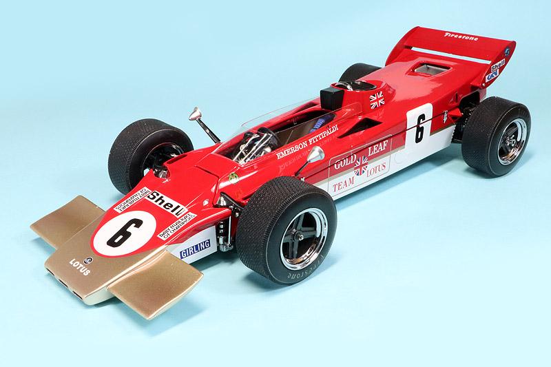 トゥルースケール 1/18 ロータス 56B 1971 E.フィッティパルディ 限定1200台 TSM151811