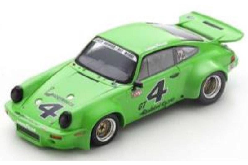 [予約] スパーク 1/43 ポルシェ 911 カレラ RSR 3.0 ラグナセカ IMSA GT 1974 No.4 US148