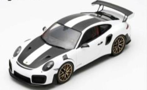 [予約] スパーク 1/12 ポルシェ 911 GT2 RS ワイザッハー パッケージ ホワイト 12S022