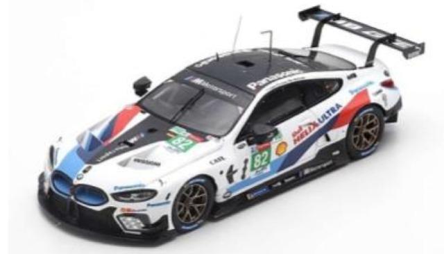 [予約] スパーク&TSM 1/43 BMW M6 ルマン 2019 No.82 TSM430474