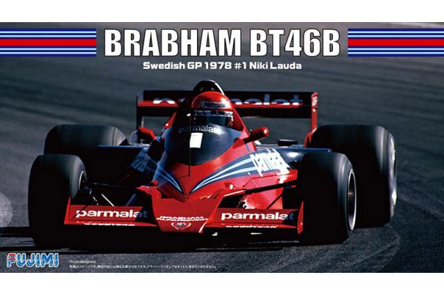 フジミ 1/20 プラモデル ブラバム BT46B スウェーデンGP 1978 #1 N.ラウダ/#2 J.ワトソン 09203