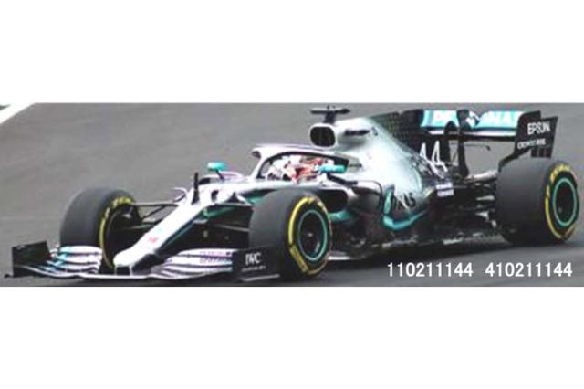 [予約] ミニチャンプス 1/43 メルセデス AMG ペトロナス W12 イギリスGP 2021 Winner L.ハミルトン 410211144